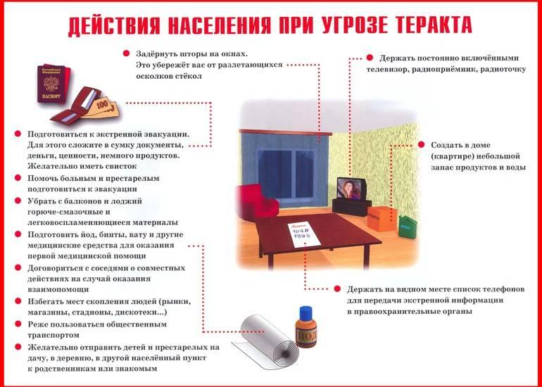 плакаты антитеррор 2